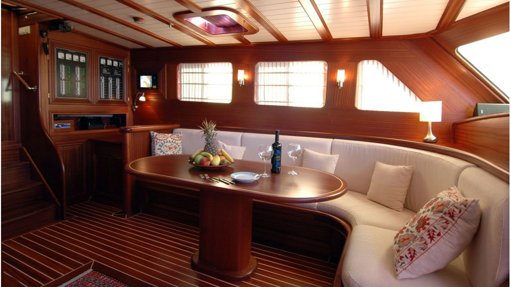 Samarkand-Luxury Gulet for charter master