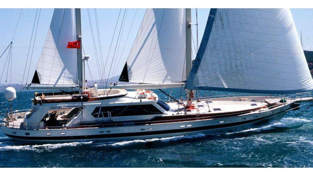 Sea-beauty-Sailing Yacht mastert
