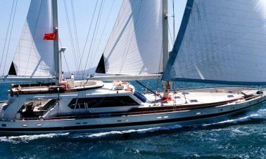 Sea-beauty-Sailing Yacht mastert