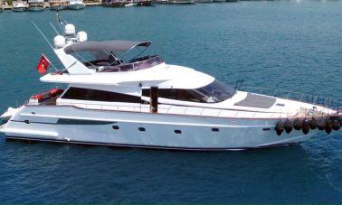 Ser-1 Motor Yacht master