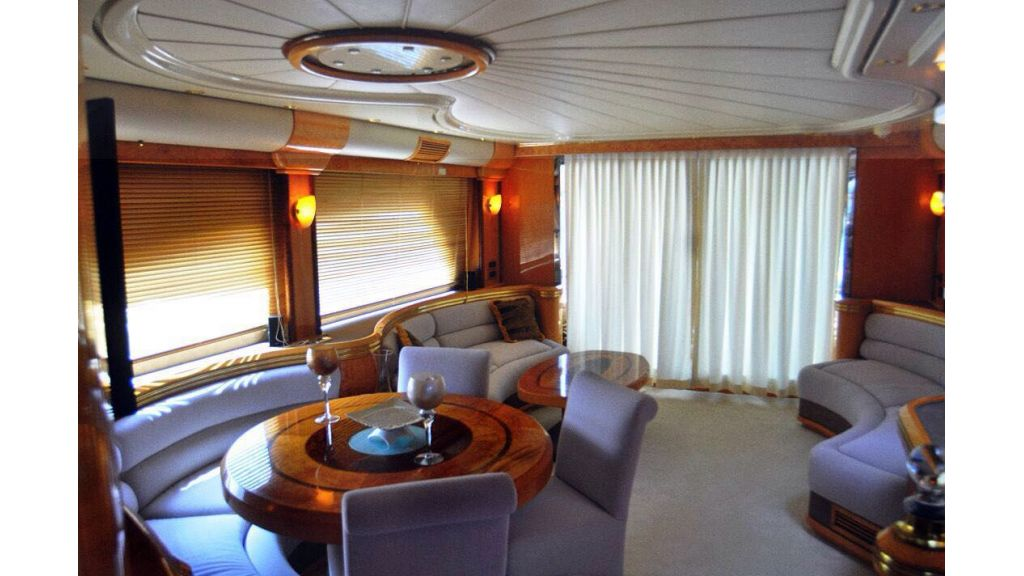 Ser-1 Motor Yacht-master