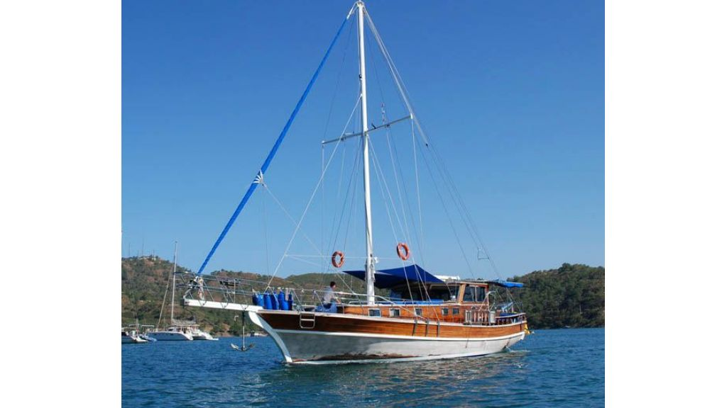 small charter or family gulet..