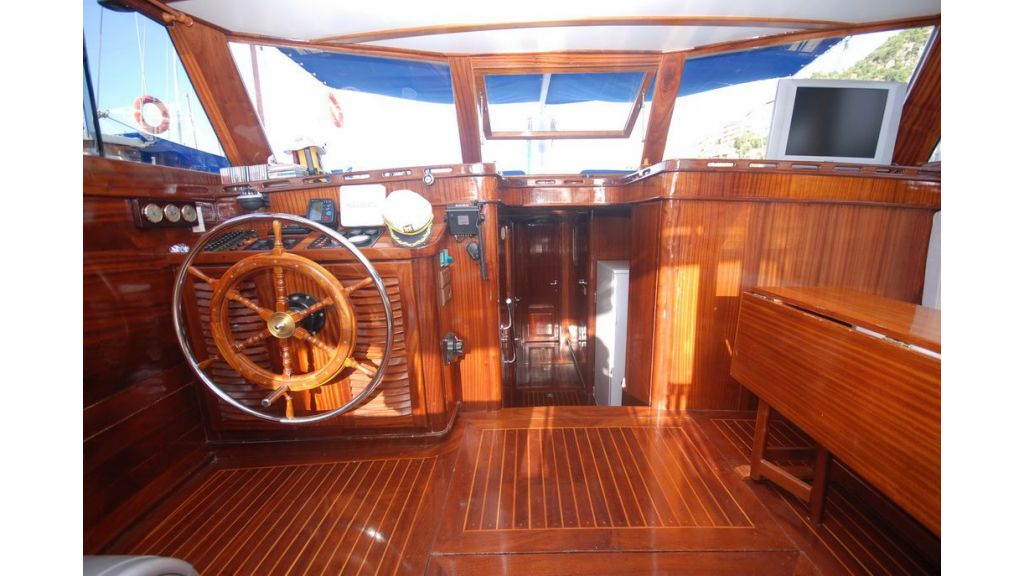 small charter or family gulet.