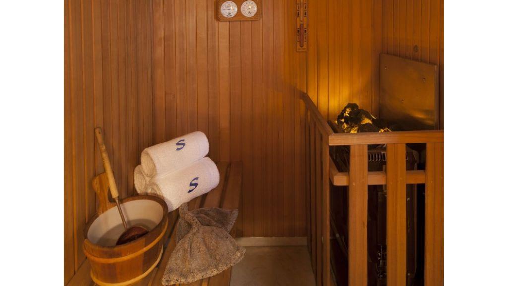 Starfire Sundeck Sauna
