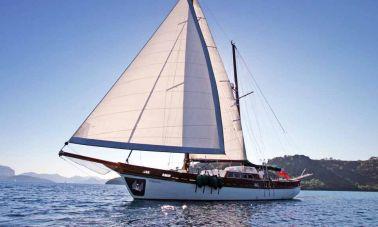 Vongole Luxury sailing yacht master
