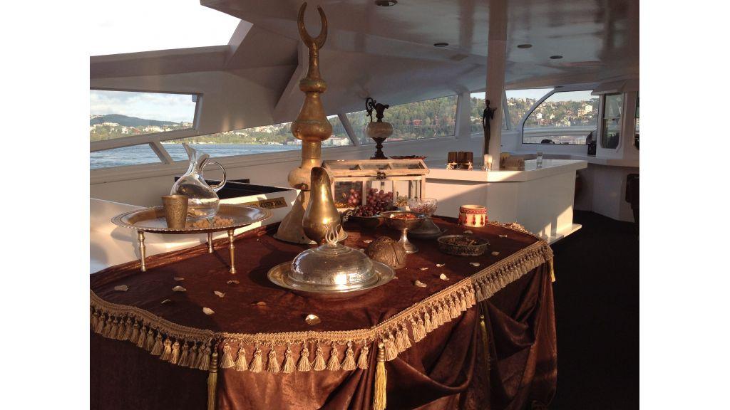 Latilla motor yacht istanbul master
