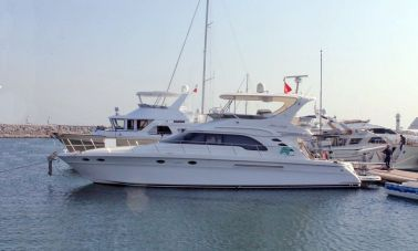 5035-Sea Ray 56 Motoryacht