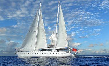Angelo 2 - sailing yacht master