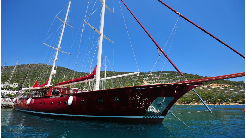 Casa Dell Arte luxury 4 cabins yacht master