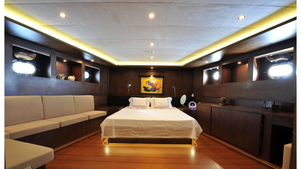 Casa Dell Arte luxury yacht master