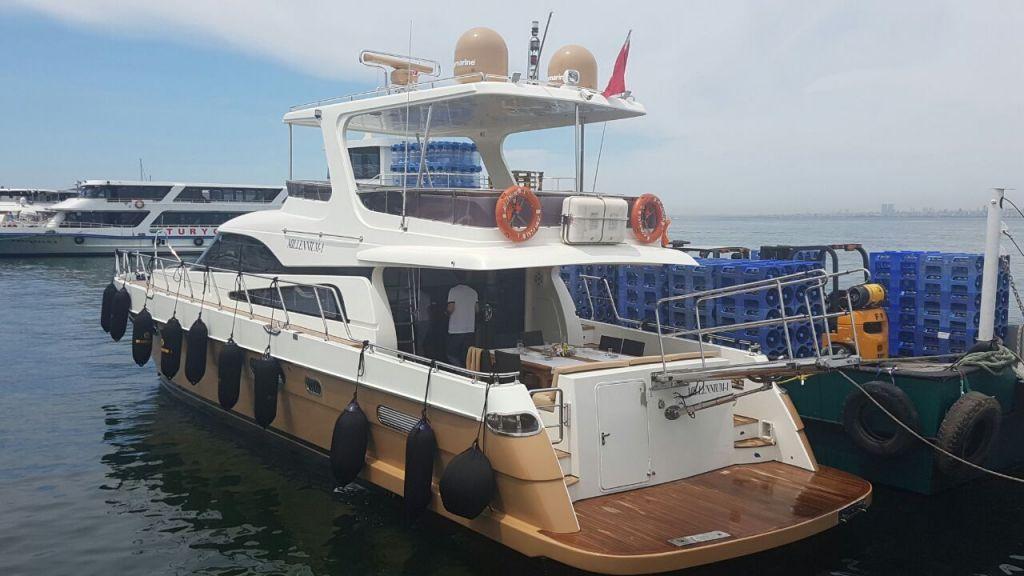 Millennium 1 motor yacht (1)