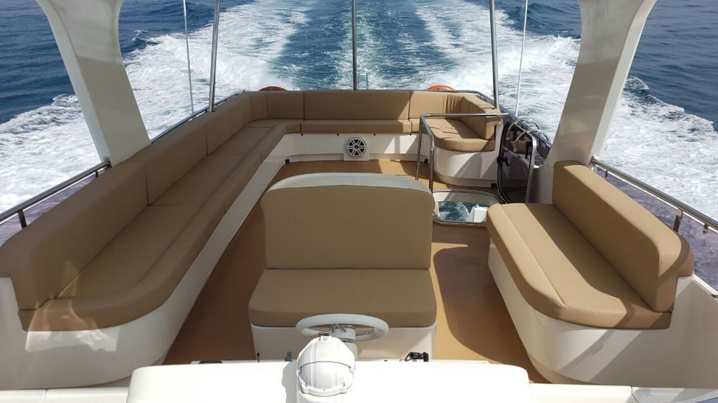 Millennium 1 motor yacht (14)