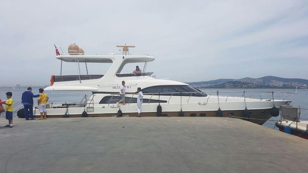 Millennium 1 motor yacht (19)
