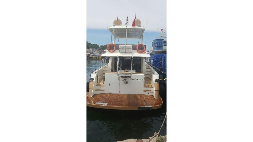 Millennium 1 motor yacht (28)