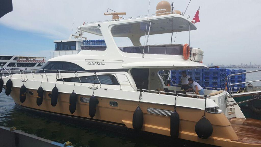 Millennium 1 motor yacht (29)