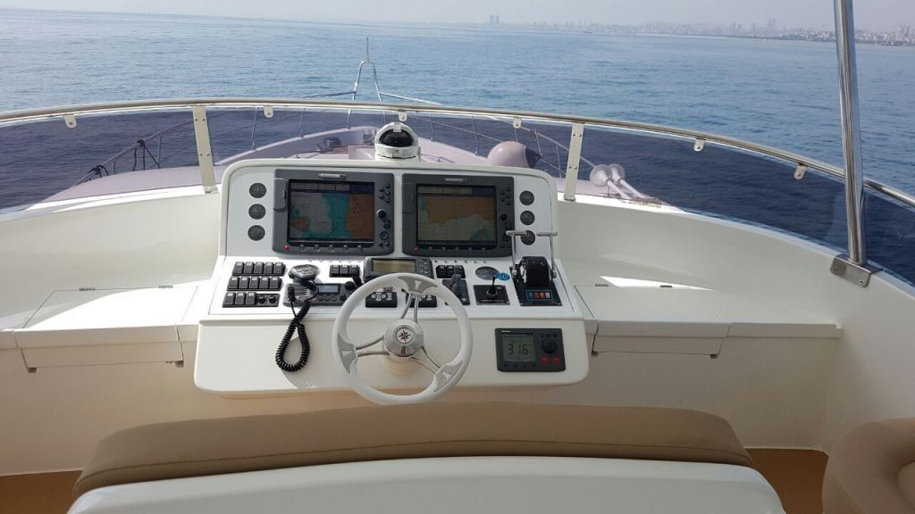 Millennium 1 motor yacht (32)