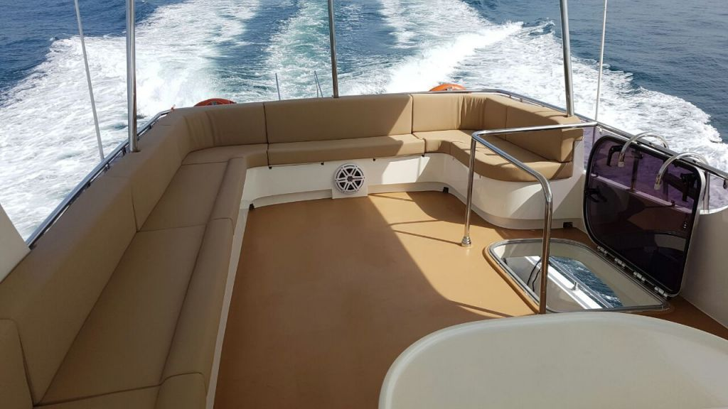 Millennium 1 motor yacht (35)