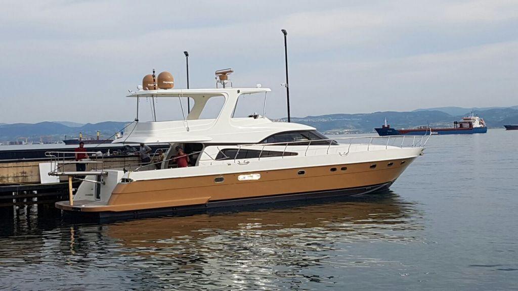 Millennium 1 motor yacht (4)