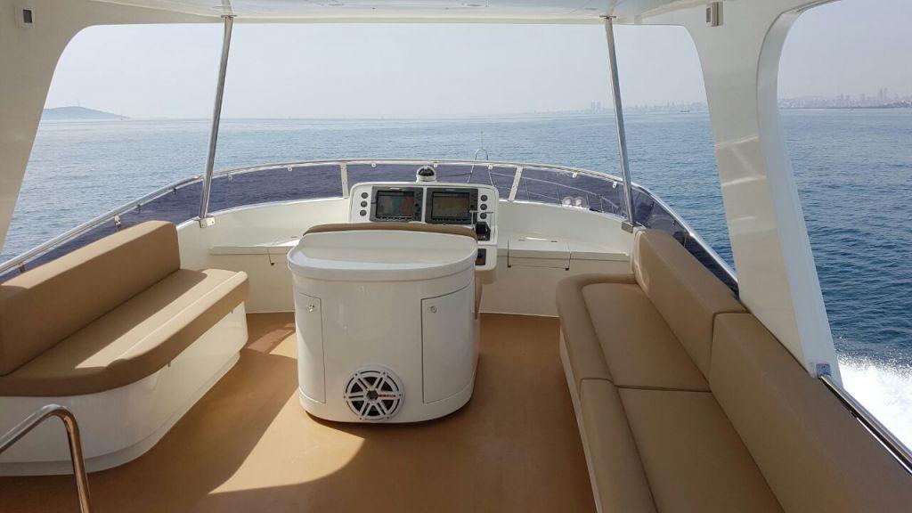 Millennium 1 motor yacht (6)