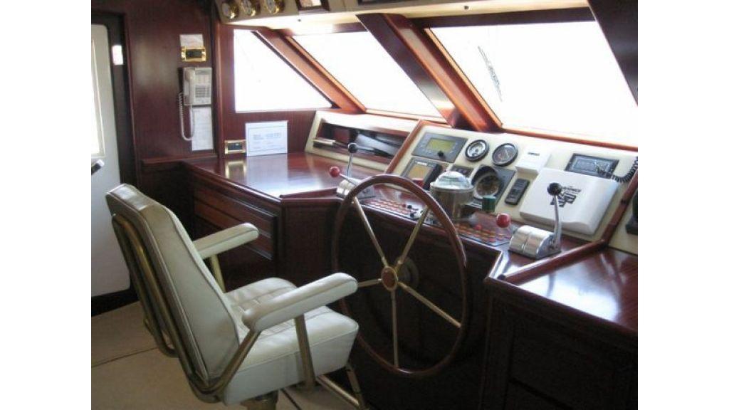 Tecnomar Motoryacht (40)