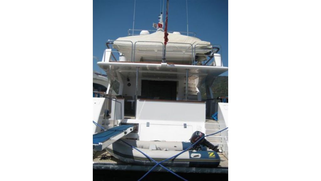 Tecnomar Motoryacht (48)