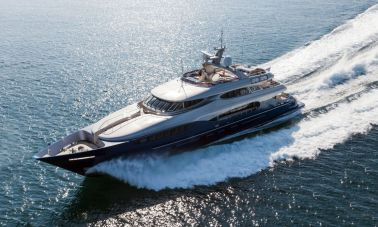 Antalya built motor-yacht master