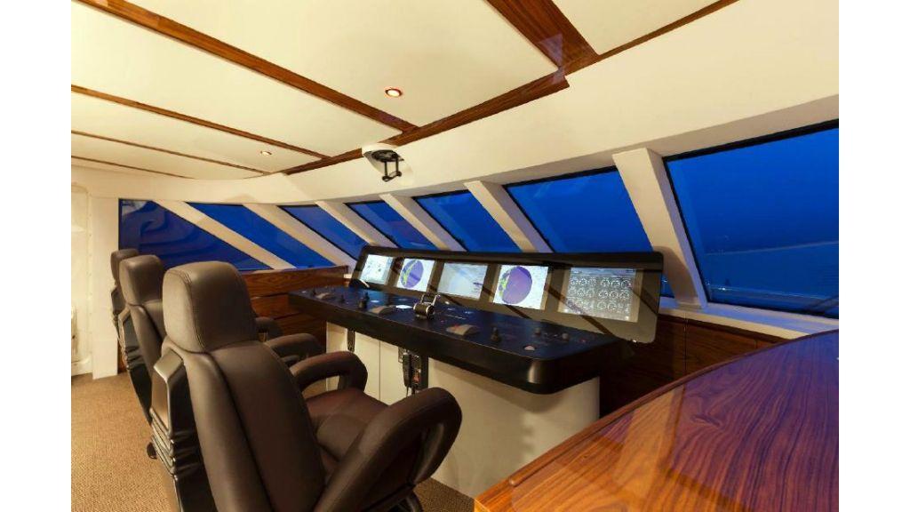 Antalya built motor-yacht-master