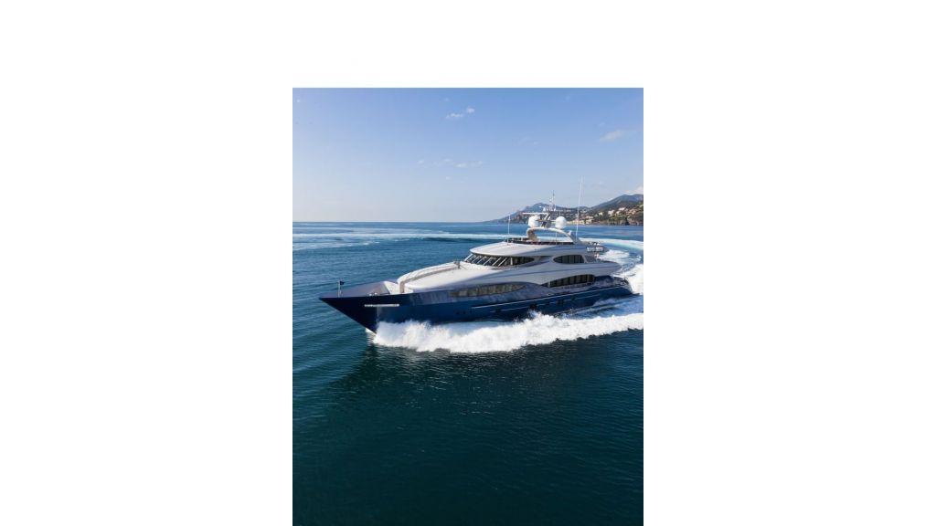 Antalya built motoryacht (1)
