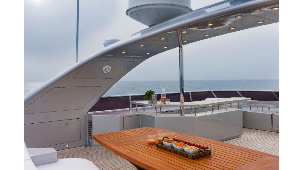 Antalya built motoryacht (10)