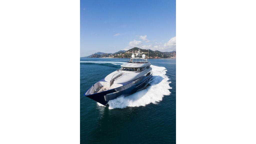Antalya built motoryacht (101)