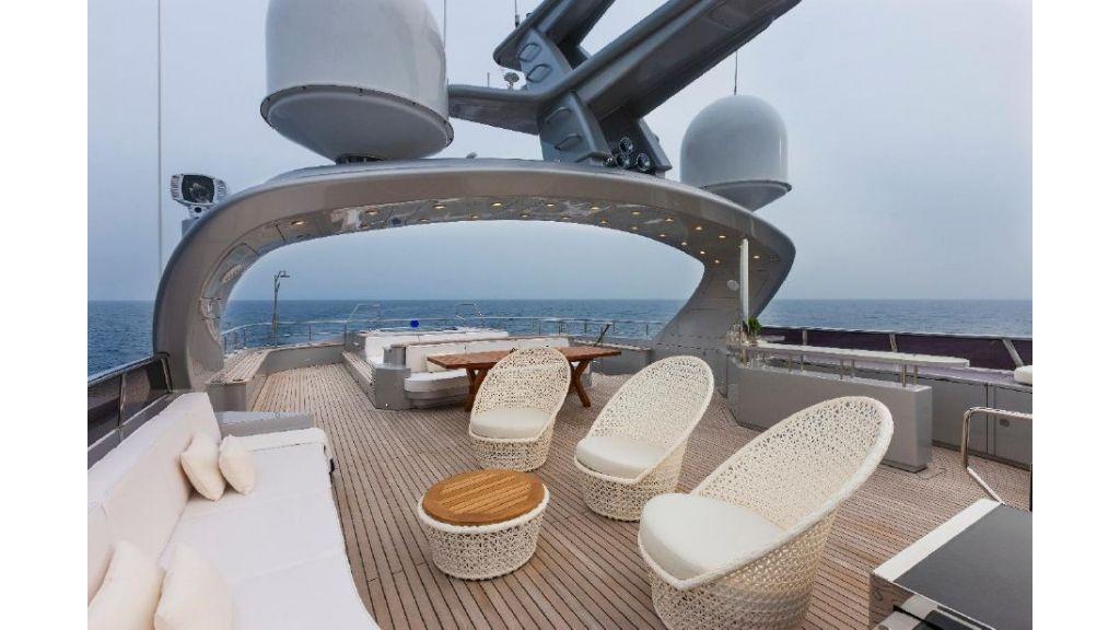 Antalya built motoryacht (12)