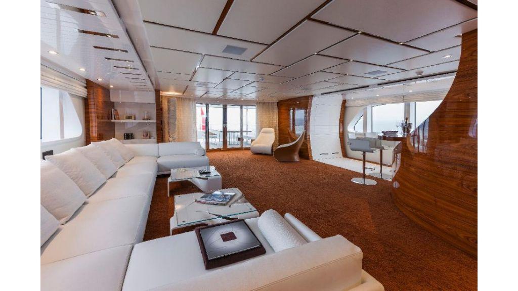 Antalya built motoryacht (17)