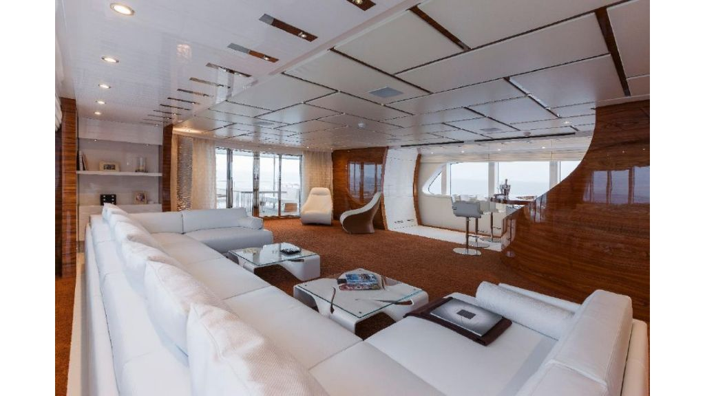 Antalya built motoryacht (18)