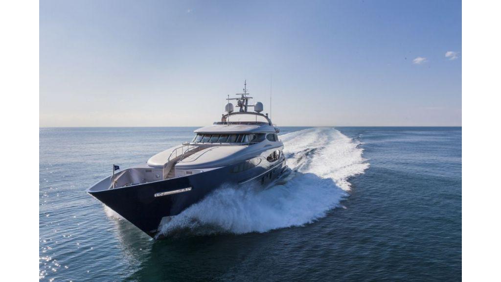 Antalya built motoryacht (2)