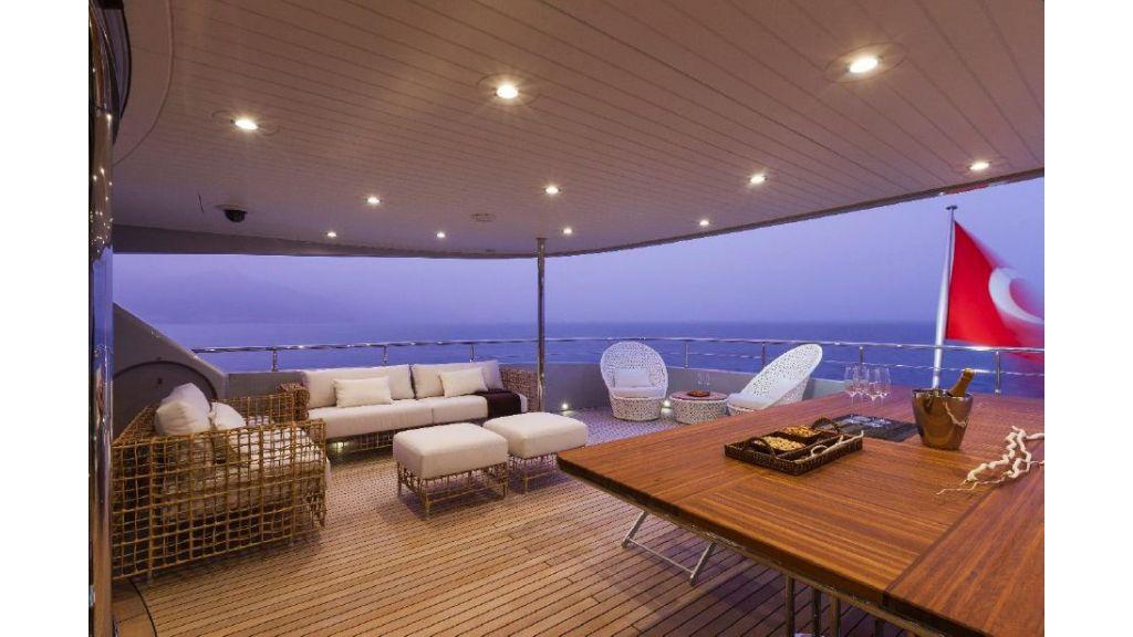 Antalya built motoryacht (21)