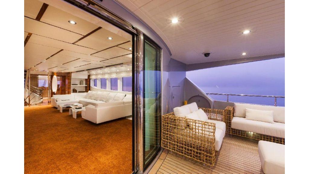 Antalya built motoryacht (22)