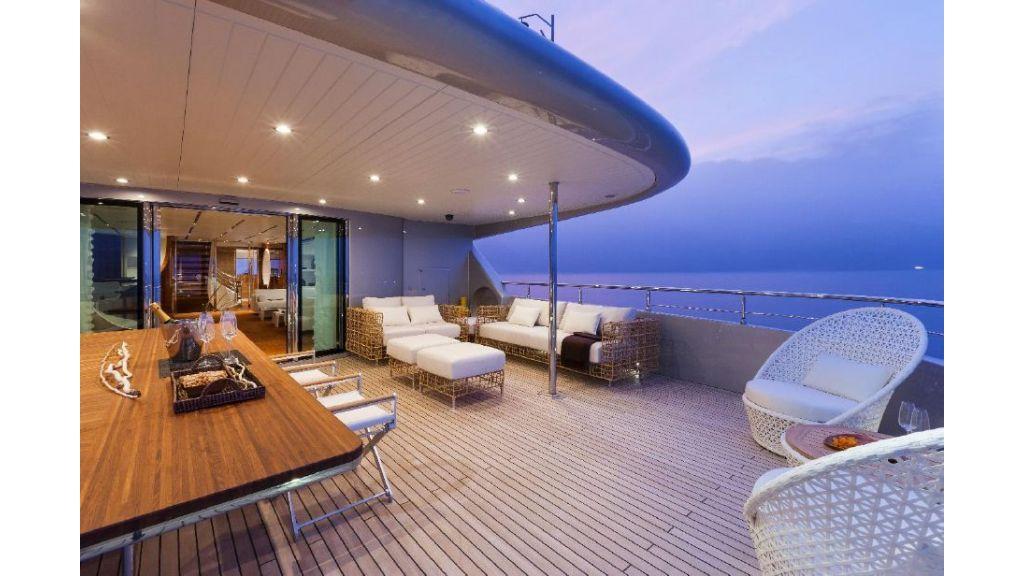 Antalya built motoryacht (23)