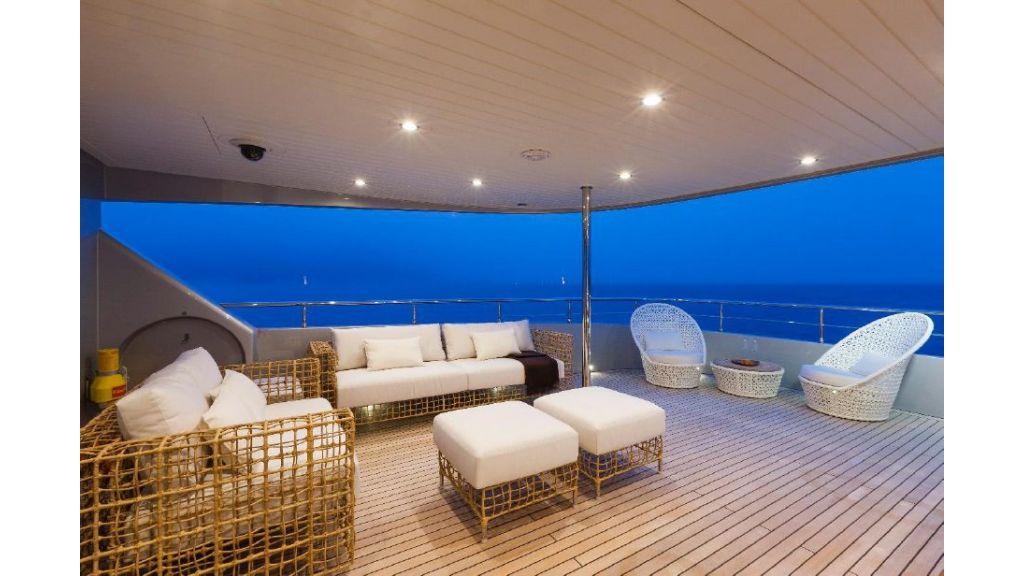 Antalya built motoryacht (24)