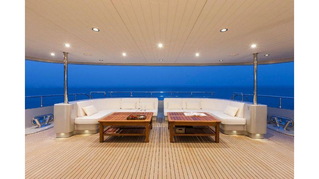 Antalya built motoryacht (25)