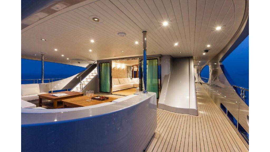 Antalya built motoryacht (26)