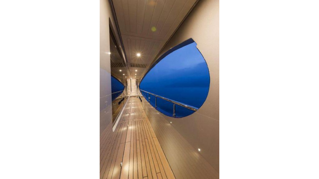 Antalya built motoryacht (28)