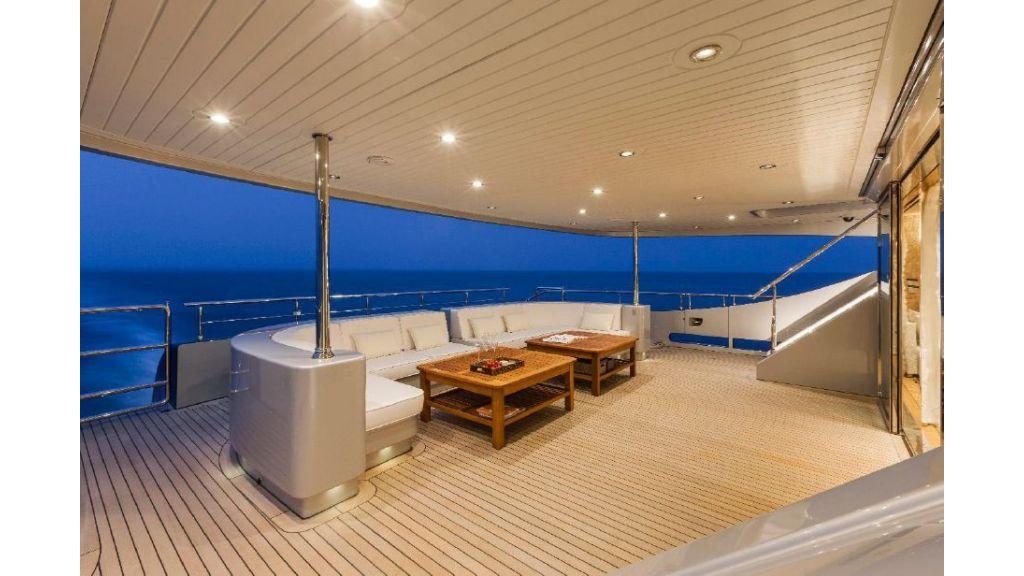 Antalya built motoryacht (29)