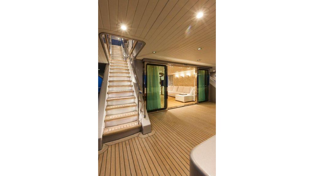 Antalya built motoryacht (30)