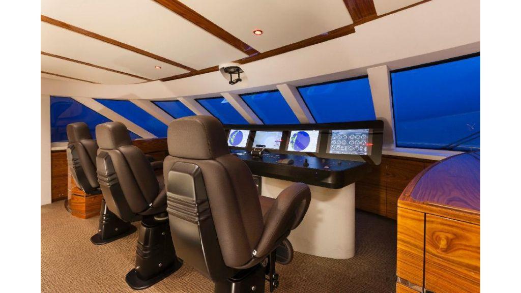 Antalya built motoryacht (32)