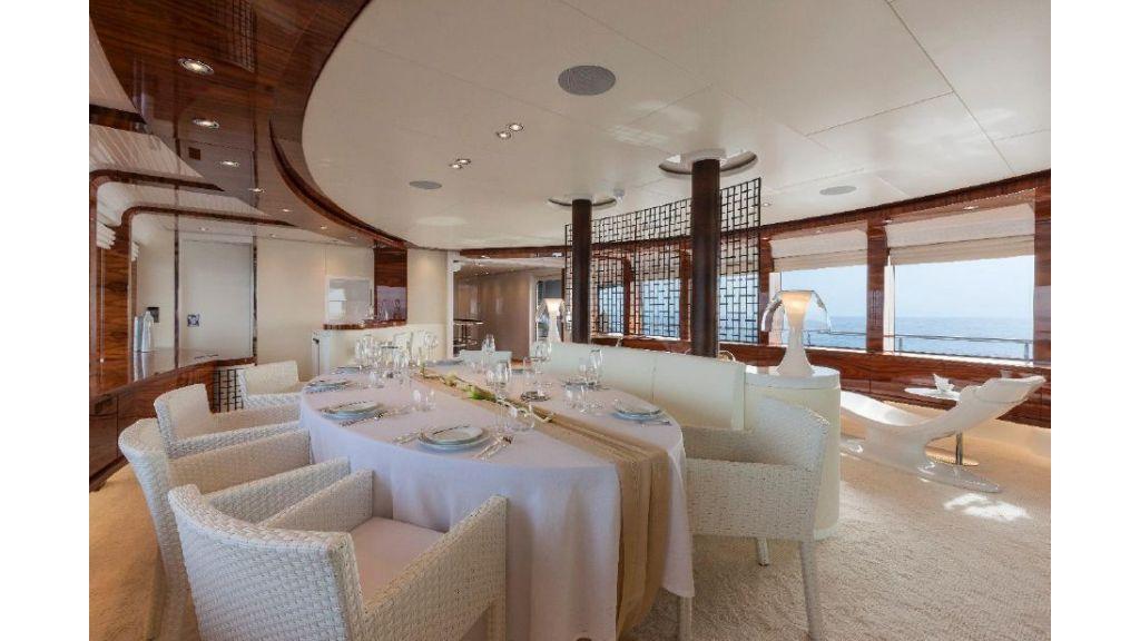 Antalya built motoryacht (36)
