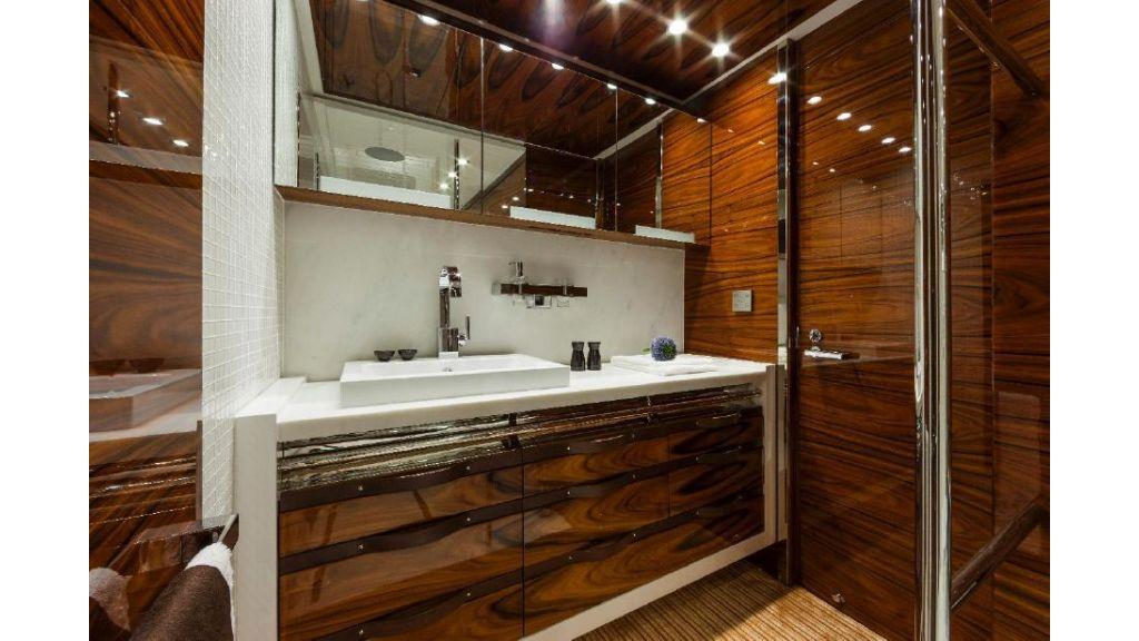 Antalya built motoryacht (39)