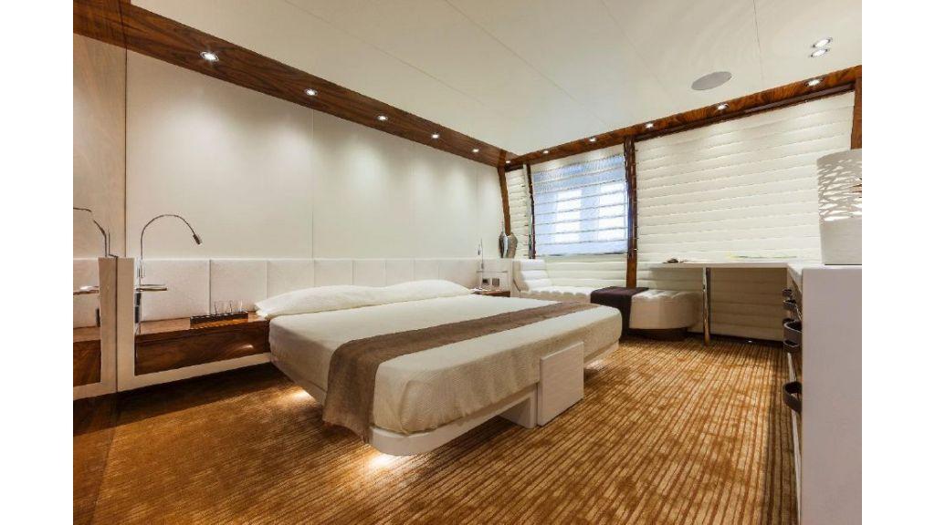 Antalya built motoryacht (40)