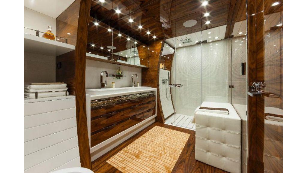 Antalya built motoryacht (41)