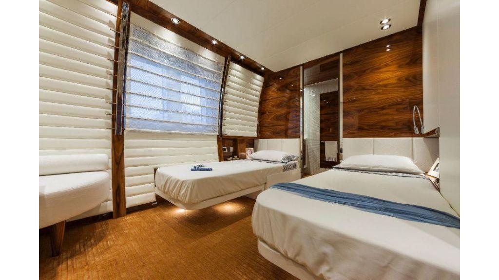 Antalya built motoryacht (43)
