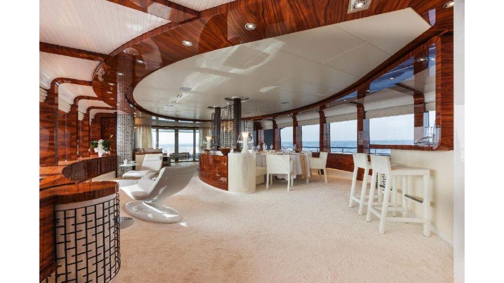 Antalya built motoryacht (45)